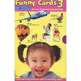 Bộ Funny Cards 3 - Vui Học Tiếng Anh Bằng Hình Ảnh