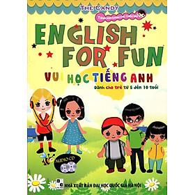 English For Fun - Vui Học Tiếng Anh (Kèm CD)