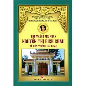 Chế Thắng Phu Nhân Nguyễn Thị Bích Châu