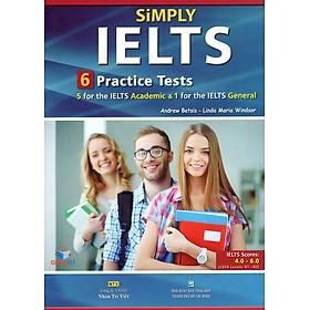 Simply IELTS - 6 Practice Tests (Kèm CD)