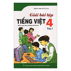 Giải Bài Tập Tiếng Việt Lớp 4 (Tập 2)