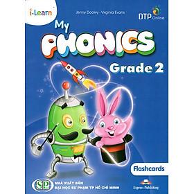 i-Learn My Phonics Grade 2 FlashCards (Phiên Bản Dành Cho Các Tỉnh)