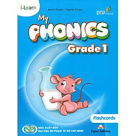 i-Learn My Phonics Grade 1 FlashCards (Phiên Bản Dành Cho Các Tỉnh)
