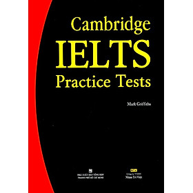 Cambridge IELTS Practice Test (Kèm CD)