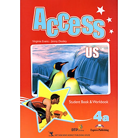 Access US 4A Student Book and Workbook