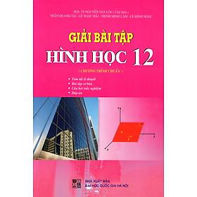 Giải Bài Tập Hình Học Lớp 12 (Chương Trình Chuẩn)