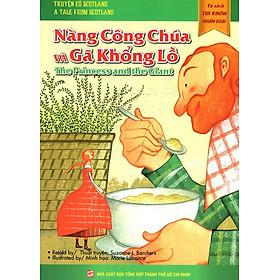 Tủ Sách Túi Khôn Nhân Loại - Nàng Công Chúa Và Gã Khổng Lồ (Song Ngữ Anh - Việt)