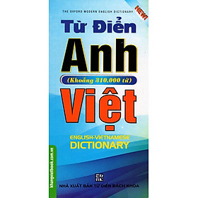 [Download sách] Từ Điển Anh - Việt 310.000 Từ