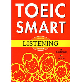 Toeic Smart Red Book Listening (Kèm CD)