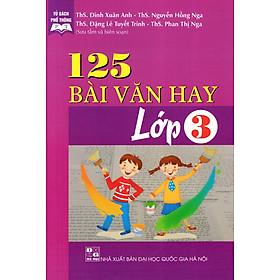 125 Bài Văn Hay Lớp 3