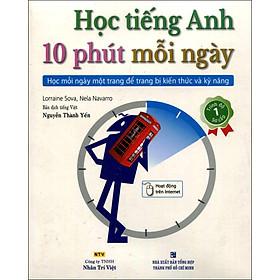 Học Tiếng Anh 10 Phút Mỗi Ngày (Kèm CD)