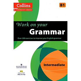 Collins Work On Your Grammar - Intermediate (B1)