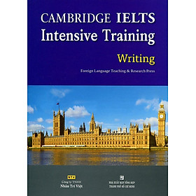 Cambridge IELTS Intensive Training Writing (Không CD)