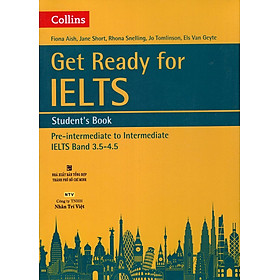 Collins Get Ready For Ielts Student's Book (Kèm file MP3)