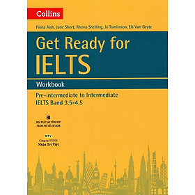 Collins Get Ready For Ielts Workbook