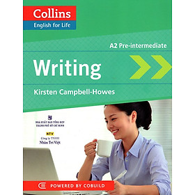Collins English For Life - Writing A2 Pre-intermediate