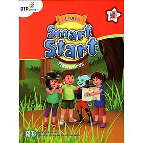 i-Learn Smart Start 5 Flashcards (Phiên Bản Dành Cho TP.HCM)