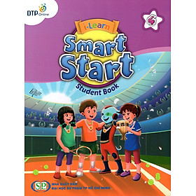 i-Learn Smart Start 4 Student's Book (Phiên Bản Dành Cho TP.HCM)