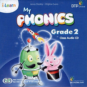 I-Learn My Phonics Grade 2 Class Audio CD (1)