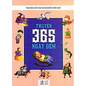 Truyện 365 Ngày Đêm (Tranh Màu)