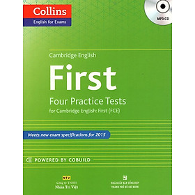 Collins English For Exams - Cambridge English First (Kèm CD)