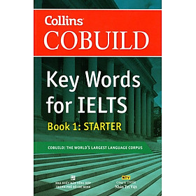 Collins Cobuild - Key Words For IELTS (Book 1: Starter)