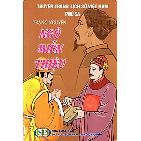 Truyện Tranh Lịch Sử Việt Nam - Trạng Nguyên Ngô Miễu Thiệu