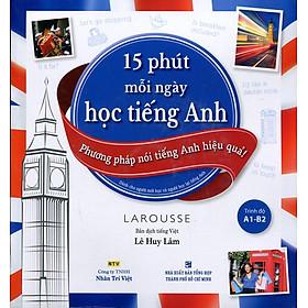 15 Phút Mỗi Ngày Học Tiếng Anh (Kèm CD)