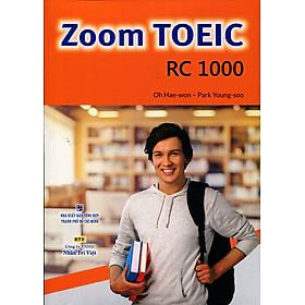 Zoom TOEIC RC 1000