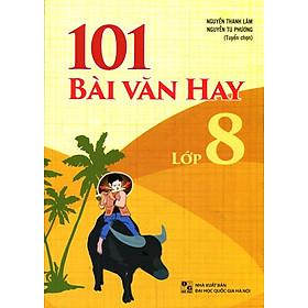101 Bài Văn Hay Lớp 8