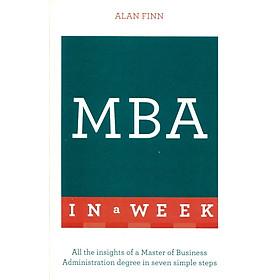 MBA In A Week - Paperback