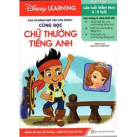 Disney Learning - Cùng Học Chữ Thường Tiếng Anh