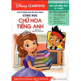 Disney Learning - Cùng Học Chữ Hoa Tiếng Anh
