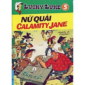 Lucky Luke 5 - Nữ Quái Calamity Jane