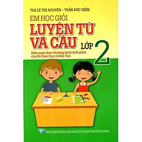 Em Học Giỏi - Luyện Từ Và Câu Lớp 2