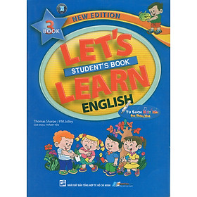 Let's Learn English - Student's Book 3 (New Edition)
