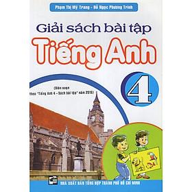 Giải Sách Bài Tập Tiếng Anh 4