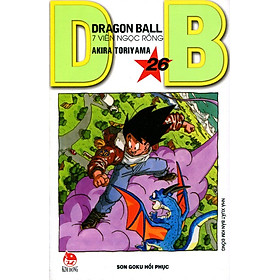 Dragon Ball - Tập 26