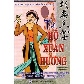 Văn Học Việt Nam Cổ Điển & Hiện Đại - Thơ Hồ Xuân Hương