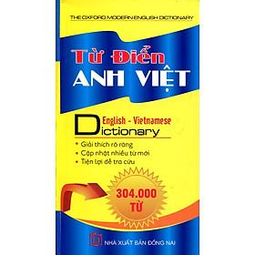 Từ Điển Anh - Việt (304.000 Từ)
