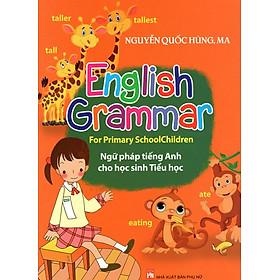 Ngữ Pháp Tiếng Anh Cho Học Sinh Tiểu Học