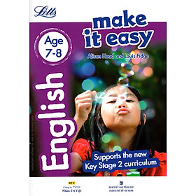 Letts Make It Easy - English (Age 7-8)