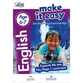 Letts Make It Easy - English (Age 6-7)