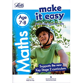 Letts Make It Easy - Maths (Age 7-8)