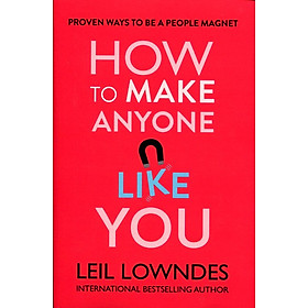 How To Make Anyone Like You (Paperback)