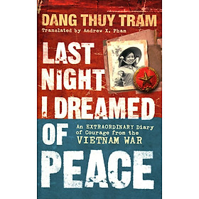 Last Night I Dreamed Of Peace (Paperback)
