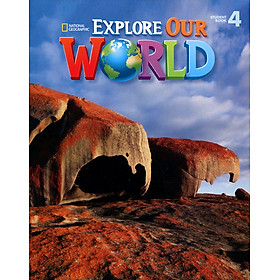 Explore Our World 4: Student Book - Paperback
