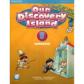 Our Discovery Island (Ame Ed.) 6: Value Pack