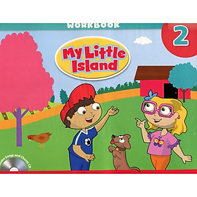 My Little Island (Ame) 2: Value Pack (Student Book With Activity Book)