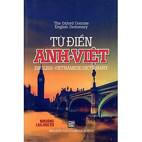 Từ Điển Anh - Việt (Khoảng 145.000 Từ) (Minh Trí) - Sách Bỏ Túi